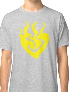 burning heart (Yang Xiao Long) Classic T-Shirt