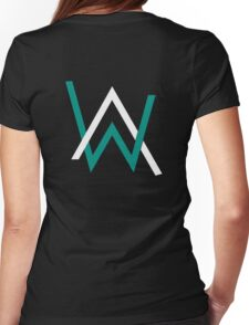ALAN WALKER SIMPLE Womens Fitted T-Shirt
