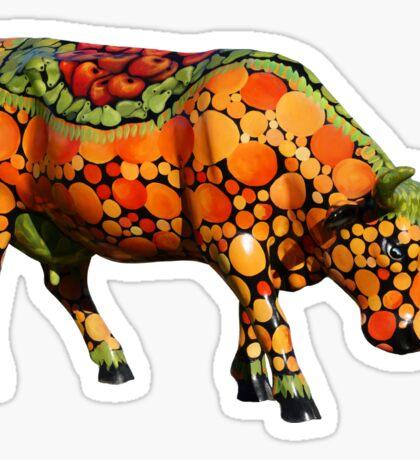Shepparton Mooving Art - Sacred Cow Sticker