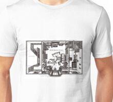 Sherlock Floorplan Unisex T-Shirt
