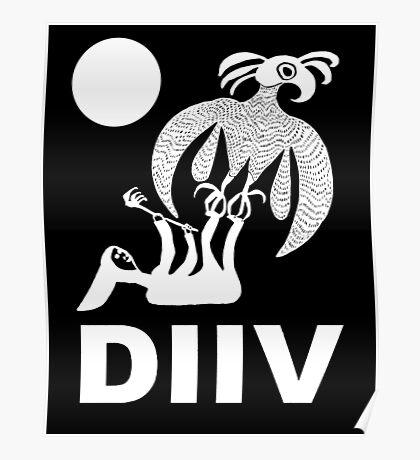 DIIV / Oshin Poster