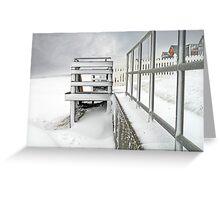 Snow Whites Greeting Card