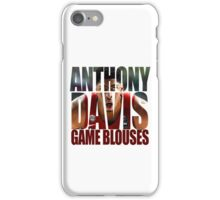 Anthony Davis -game blouses- iPhone Case/Skin