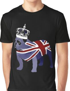 English Bulldog Graphic T-Shirt