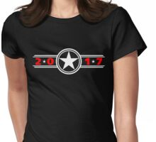 Star of 2017 Womens Fitted T-Shirt