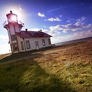 Point Cabrillo Lighthouse by Richard Mason