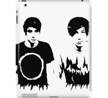 Dan and Phil iPad Case/Skin