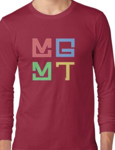 MGMT Long Sleeve T-Shirt