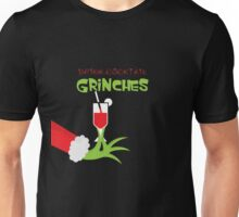 Drink cocktail funny christmas hoodies Unisex T-Shirt