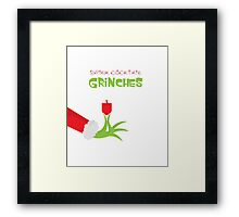 Drink cocktail funny christmas hoodies Framed Print