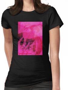 My Bloody Valentine, DIIV / Loveless Oshin Womens Fitted T-Shirt