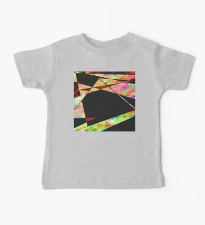 Abstract 7171 Baby Tee