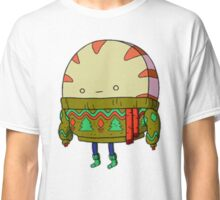 Christmas Peppermint Butler - Adventure Time Classic T-Shirt