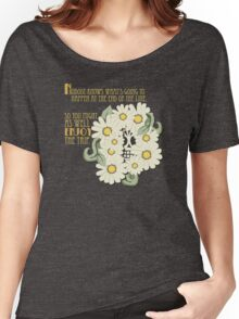 Sprouted Women's Relaxed Fit T-Shirt