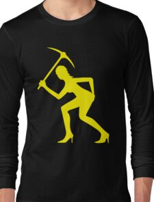 Gold Digger Long Sleeve T-Shirt
