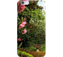 Enchanted Garden, Portland iPhone Case/Skin