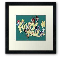 Chibi Fairy Tail Blink - Anime Framed Print
