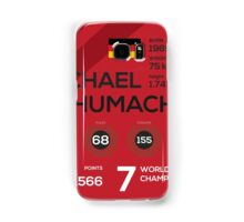 Michael Schumacher Samsung Galaxy Case/Skin