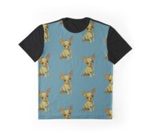 Mini the Chihuahua ~ Poster Graphic T-Shirt