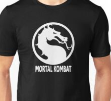 Mortal Kombat - Matrial Art - Dragon - butong Unisex T-Shirt
