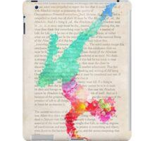 Yoga Book. The Second Lesson iPad Case/Skin