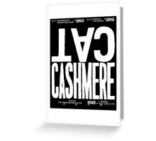 Cashmere Cat, Sophie / North American Tour Greeting Card