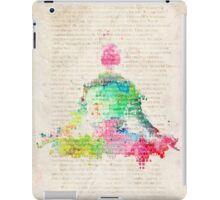 Yoga OLD BOOK iPad Case/Skin