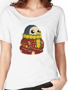 Christmas Gunter - Adventure Time  Women's Relaxed Fit T-Shirt