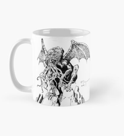 Whispers From the Abyss, Cthulhu Mug Mug