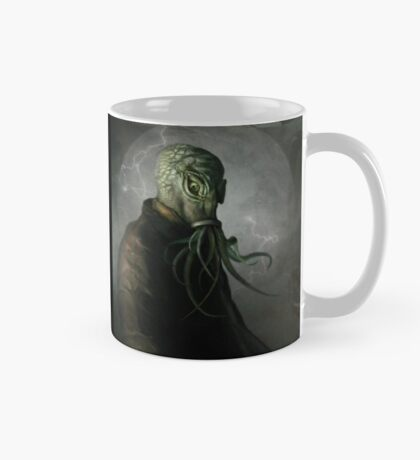 Whispers From the Abyss 1, Cthulhu Mug Cover Art  Mug