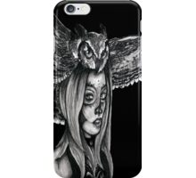 The pelt princess. iPhone Case/Skin