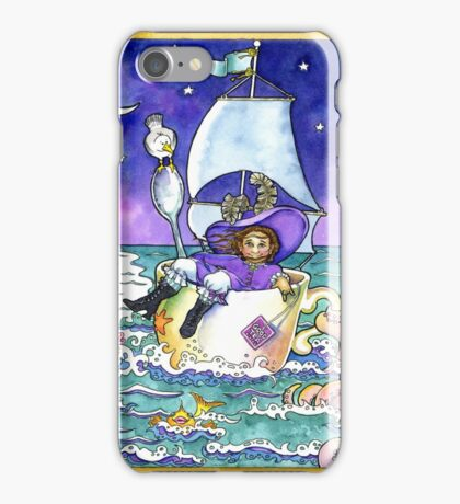 Lady Tipton iPhone Case/Skin