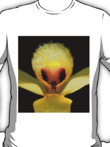 Peek-A-Boo - Orchid Alien Discovery T-Shirt
