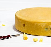 World cheese championships by Steven Ralser