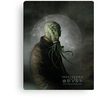 Whispers From the Abyss  1 Canvas Print