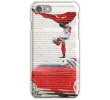 Self Control Lesson two iPhone Case/Skin