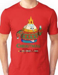 Christmas Ice King - Adventure Time Unisex T-Shirt