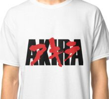 Akira Logo Classic T-Shirt