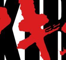 Akira Logo Sticker