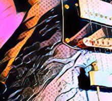 Gibson SG Art Sticker
