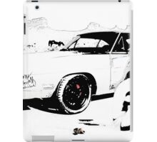 Pitstop by Max Heyshh for Pranatheory 2014 iPad Case/Skin