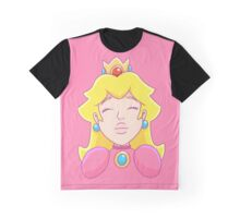 Princess Peach  Graphic T-Shirt