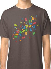 Jelly Beans & Gummy Bears Explosion Classic T-Shirt