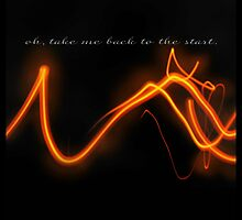 take me back to the start. by fifi-wonderland