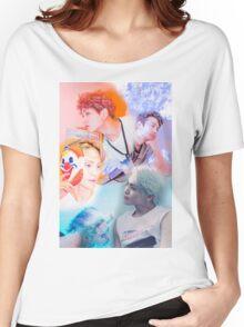 SHINEE Odd Women's Relaxed Fit T-Shirt