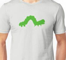 Inchworm Outline Unisex T-Shirt