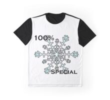 100% Special Snowflake Graphic T-Shirt