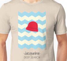 Jacqueline Deep Search, The Life Aquatic Unisex T-Shirt