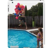 Birthday Balloon Fun iPad Case/Skin