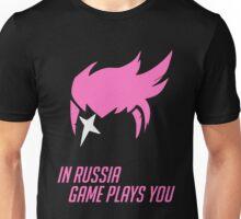 Zarya - In Russia Game Plays You Unisex T-Shirt